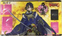 "Cardfight Vanguard G Rubber Mat ""Touken Ranbu (Mikazuki Munechika)"""