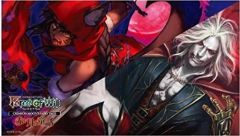 """Force of Will Rubber Mat Collection """"Little Red, the Wolf Girl & Dracula, the Demonic One"""" by Force of Will"""