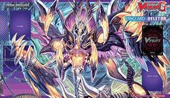 "Cardfight Vanguard G Rubber Mat ""Vanguard & Deletor (Original Deletor, Egorg)"" by Bushiroad"