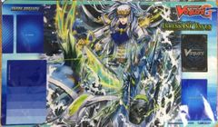 "Cardfight Vanguard G Rubber Mat ""Commander of the incessant Waves (Storm Dominator, Commander Thavas)"" by Bushiroad"