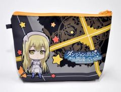 "Water Repellent Pouch ""Is it Wrong to Try to Pick Up Girls in a Dungeon? (Aiz Wallenstein)"" by Seasonal Plants"