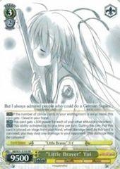 """AB/W31-E105 """"Little Braver"""" Yui"""