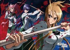 "A3 Clear Desk Mat ""Highschool of the Dead (All Cast)"" by Broccoli"