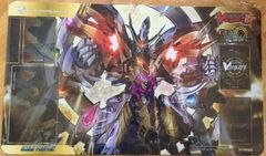 "Cardfight!! Vanguard G Rubber Mat ""Gear of Fate (Deus Ex Machina, Demiurge)"" by Bushiroad"