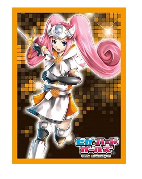 """Character Sleeve Collection """"Sega Hard Girls (Dreamcast)"""" by Broccoli"""