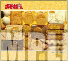"Mini Shikishi Art Collection ""Osomatsu-san (Oden)"" by Bushiroad Music"