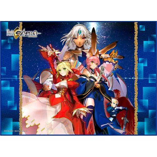 "TCG Universal Fabric Play Mat ""Fate/ EXTELLA"" by Broccoli"