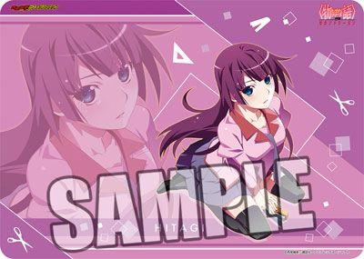 "Character Universal Rubber Mat ""<Monogatari> Series Second Season (Senjougahara Hitagi) Ver.2"" by Broccoli"