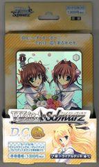 "Weiss Schwarz Japanese Trial Deck ""Da Capo 10th Anniversary"" by Bushiroad"
