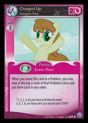 Premiere #39 Rare (Charged Up, Energizer Pony)