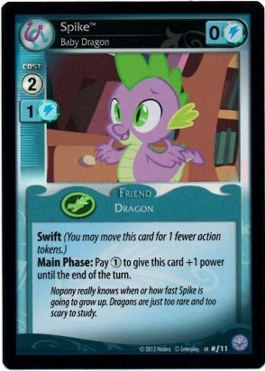 Premiere #11 (Spike, Baby Dragon)