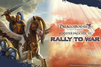 "DragoBorne -Rise to Supremacy- Booster Box Vol.1 ""Rally to War"" by Bushiroad"