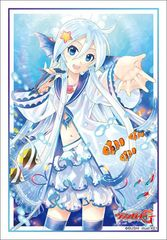 "Sleeve Collection Mini ""Cardfight!! Vanguard G (Transcend Idol, Aqua)"" Vol.324 by Bushiroad"