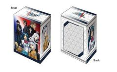 """Deck Holder Collection V2 """"Full Metal Panic! Invisible Victory"""" Vol.428 by Bushiroad"""