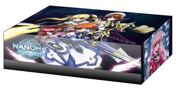 "Storage Box Collection ""Magical Girl Lyrical Nanoha Reflection"" Vol.239 by Bushiroad"
