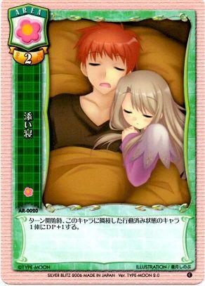 AR-0020C (Sleep Alongside) Ver. TYPE-MOON 2.0