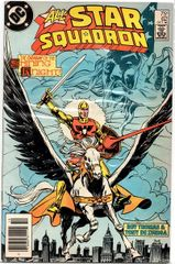 All-Star Squadron #62 (1986) by DC Comics