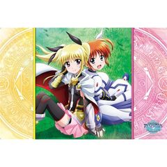 "Rubber Mat Collection ""Magical Girl Lyrical Nanoha Reflection (Nanoha & Fate)"" Vol.172 by Bushiroad"