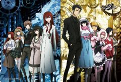 "Rubber Mat Collection ""STEINS;GATE 0"" Vol.182 by Bushiroad"