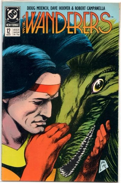 The Wanderers #12 (1989) by DC Comics