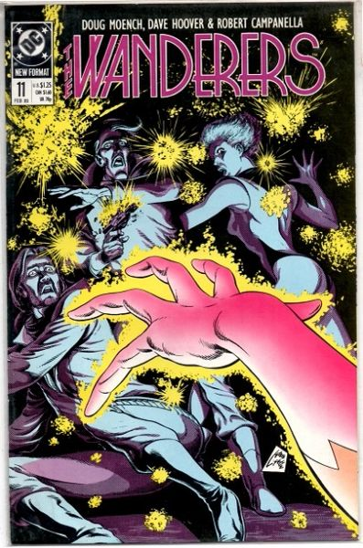 The Wanderers #11 (1989) by DC Comics