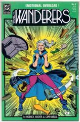 The Wanderers #8 (1988) by DC Comics