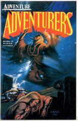 The Adventurers #10 (1987) by Malibu Comics
