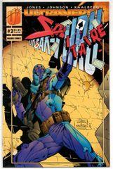 Solitaire #2 (1993) by Malibu Comics