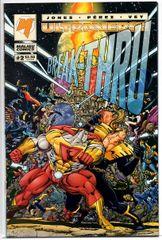 Break-Thru #2 (1994) by Malibu Comics