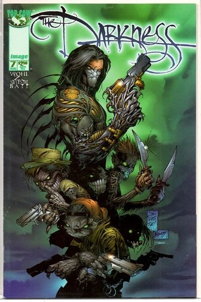 The Darkness #7 (1997) by Image Comics
