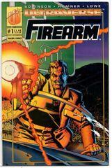 Firearm #1 (1993) by Malibu Comics