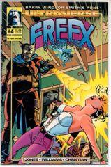 Freex #4 (1993) by Malibu Comics