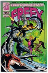 Freex #3 (1993) by Malibu Comics