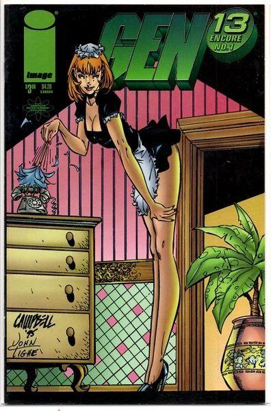Gen 13 #1 (1997) by Image Comics