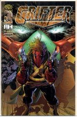 Grifter #3 (1995) by Image Comics