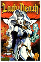 Lady Death II: Between Heaven & Hell #4 (1995) by Chaos! Comics