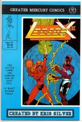 Legion X-II #3 (1990) by Greater Mercury Comics