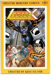 Legion X-II #1 (1989) by Greater Mercury Comics
