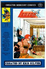 Legion X-I #5 (1990) by Greater Mercury Comics