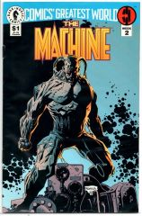 Comics' Greatest World: The Machine #2 (1993) by Dark Horse Comics