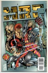 Magnus, Robot Fighter #2 (1997) by Acclaim Comics