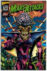 Mars Attacks #1 Wizard Ace Edition (1996) by Topps Comics