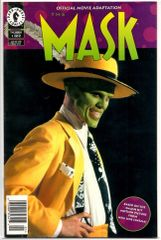 The Mask: Official Movie Adaptation #1 (1994) by Dark Horse Comics