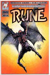 Rune #5 (1994) by Malibu Comics