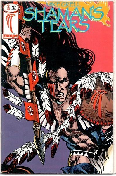 Shaman's Tears #2 (1993) by Image Comics