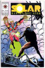 Solar, Man of the Atom #28 (1993) by Valiant