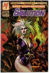 The Solution #11 (1994) by Malibu Comics
