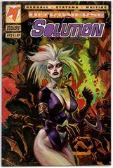 The Solution #11 (1994) by Malibu Comics