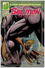 The Solution #3 (1993) by Malibu Comics