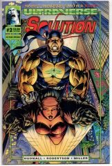 The Solution #2 (1993) by Malibu Comics